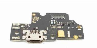 Reparación conector carga de bq u2 lite