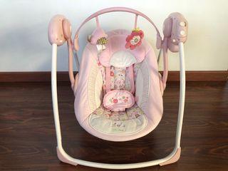 Hamaca balancín para bebé Confort Harmony