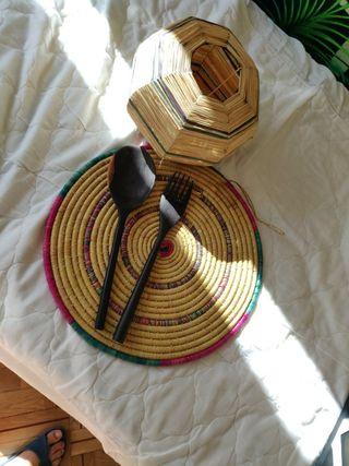 Mix Artesanía Sierra Leona y Burundi