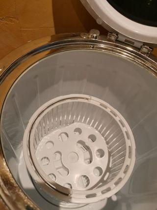Lavadora portatil electrica