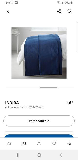 colchas Ikea