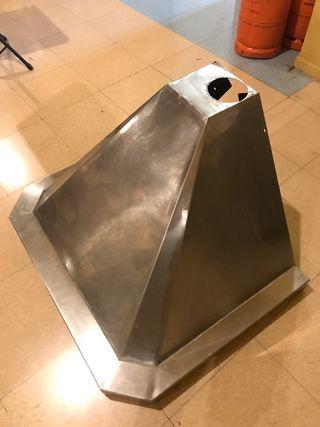 Campana cocina aluminio