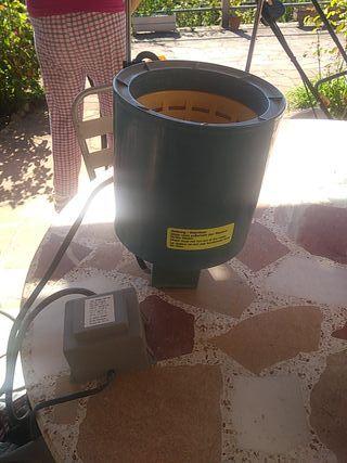 bomba filtro cloro