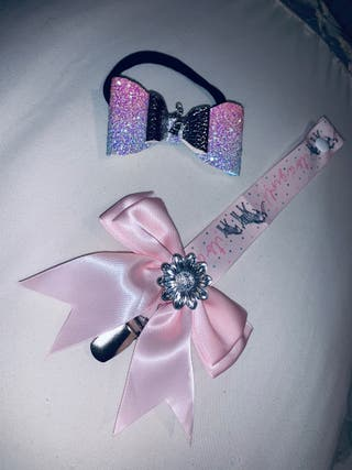 Brand new dummy clip and headband set