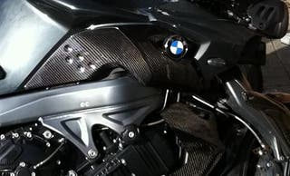 LATERALES TAPAS SUPERIOR BMW K1300R