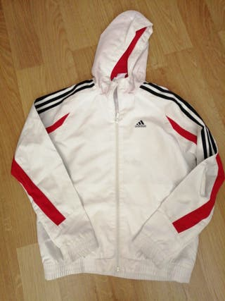 chaqueta chándal Adidas