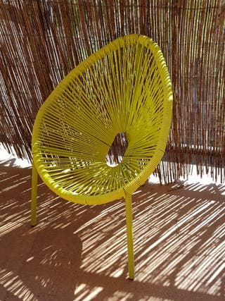 silla acapulco niño/a