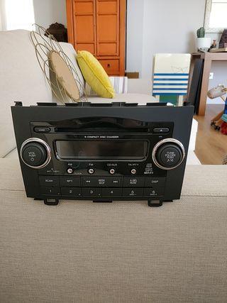 Radio CD original Honda CRV 2009