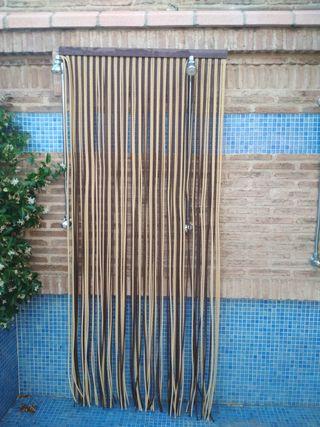 cortinas de tiras