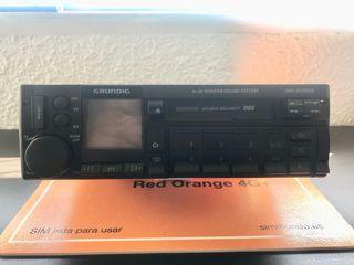 Radio clásica Grundig 3680