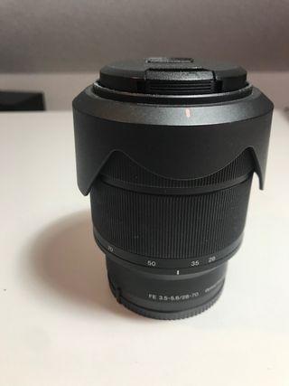 Sony 28-70mm Full Frame