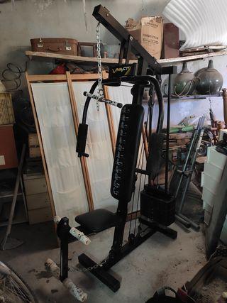 Máquina multiusos - Musculacion - Multiestación