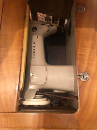 Singer maquina de coser