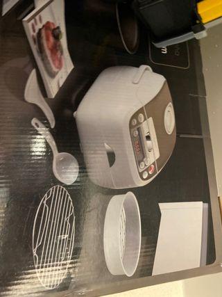 Robot cocina chef titanium