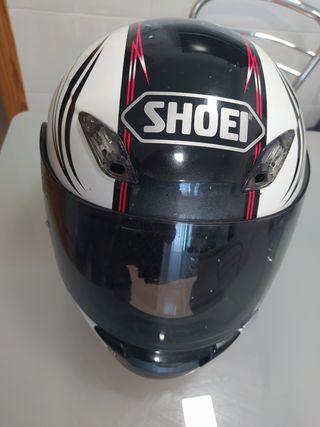 Casco moto Shoei XR1000 talla S-56