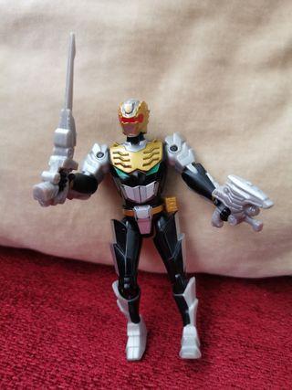 Power Rangers. Robo Knight. Super Megaforce