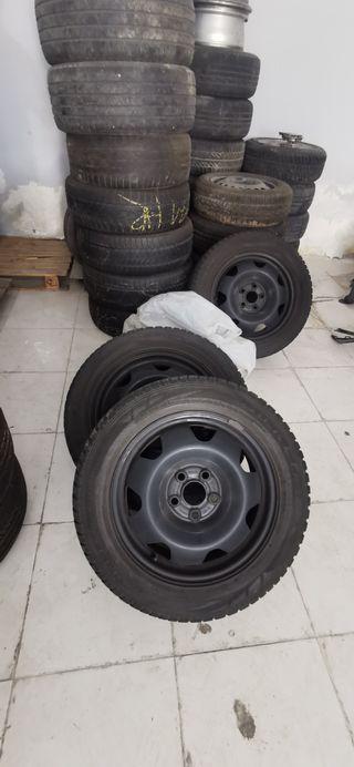 Llantas Volkswagen transporter 235 55 17