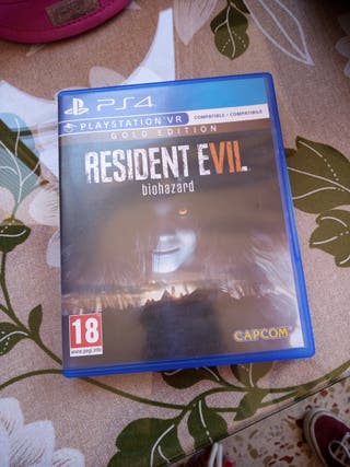 Juego Resident Evil 7 Gold Edition