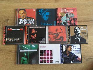 Lote de CD Vampisoul y otros