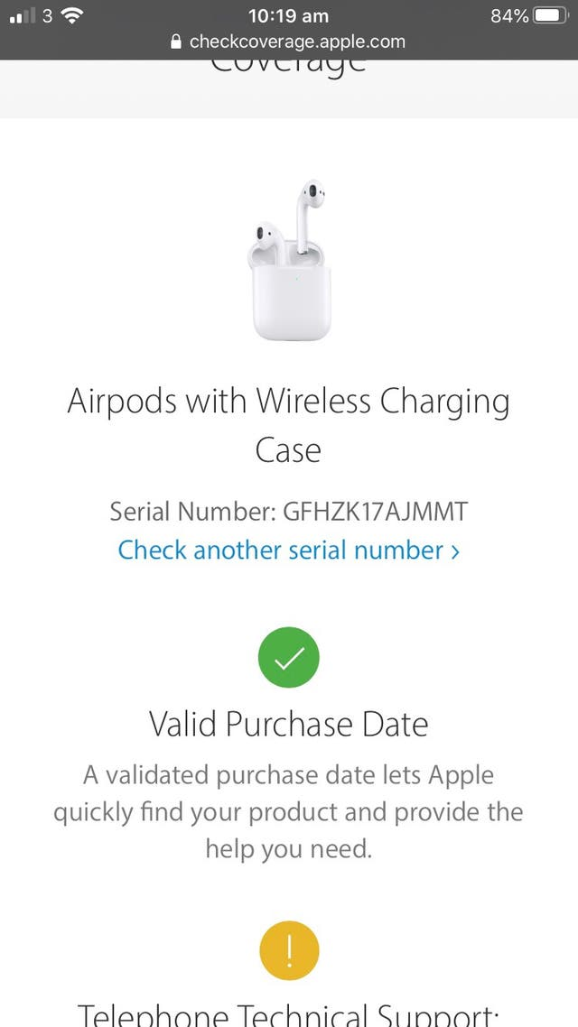 Airpods 2nd generation