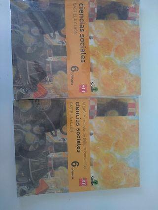 Libros de ciencias sociales 6° primaria