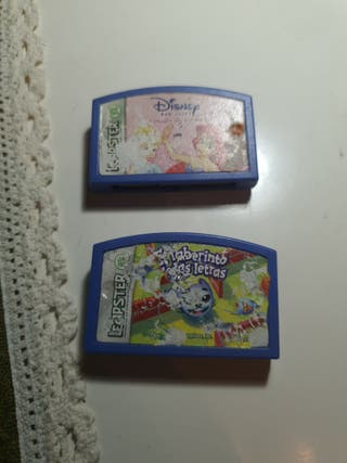juegos consola leapster