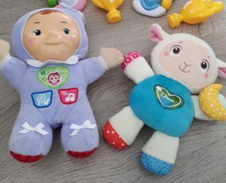 Lote muñecas preescolar