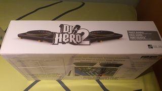 Dj Hero 2 de la ps3 con juego dj hero 2 dentro.