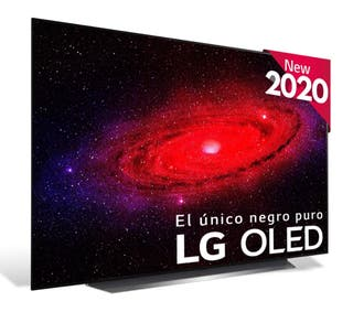 TV LG OLED55CX6LA NUEVA CON FACTURA