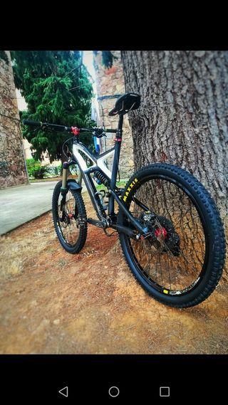 Bici enduro specialized