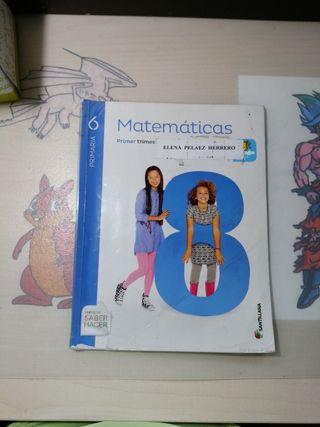 libros de sexto de primaria