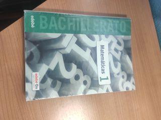 Libro 1 bachillerato matematicas de ciencias edebe