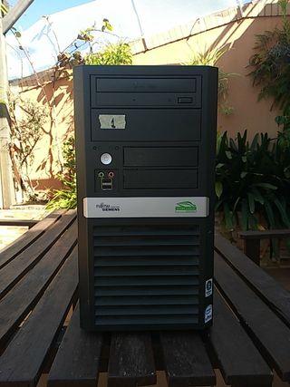 Torre ordenador sobremesa Fujitsu-Siemens