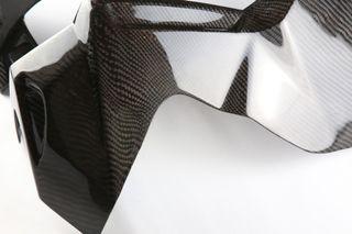 Nuevo TAPAS DE RADIADOR CARBONO BMW K1300R
