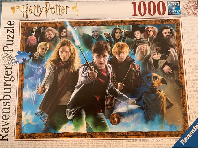 Puzzle Harry Potter 1000 piezas