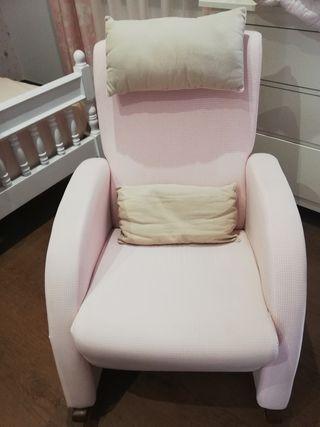 sillón balancín