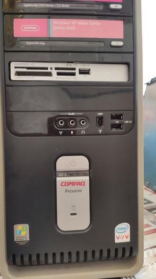 Despiece Compaq Presario SR2000