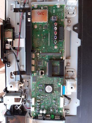 Placa base Sony Bravia y placa sintonizador