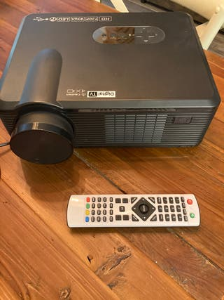 Proyector DBPOWER-33 Full LED
