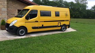 Renault Master Camper