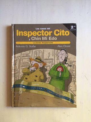 El inspector cito y chin mi edo