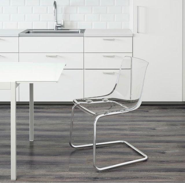 Mesa cocina TORSBY y Silla cocina TOBIAS IKEA