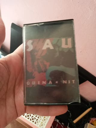 cassette antiguo sau
