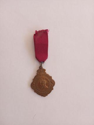 medalla militar coronacion1911