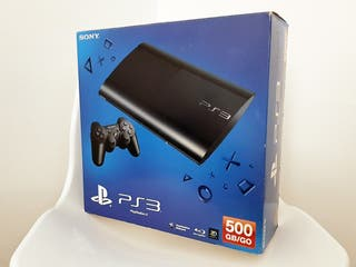 Playstation 3 500GB + PES2010