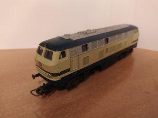 locomotora diesel h0