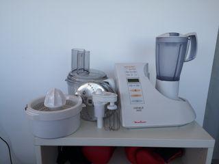 Robot cocina Moulinex Genius 2000
