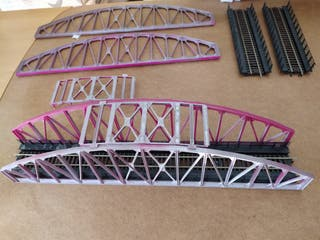 puente escala H0