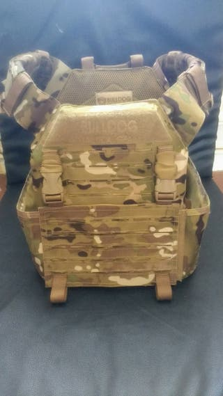 Bulldog Kinetic Plate Carrier