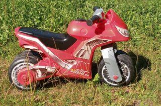 Correpasillos Moto premium de Moltó